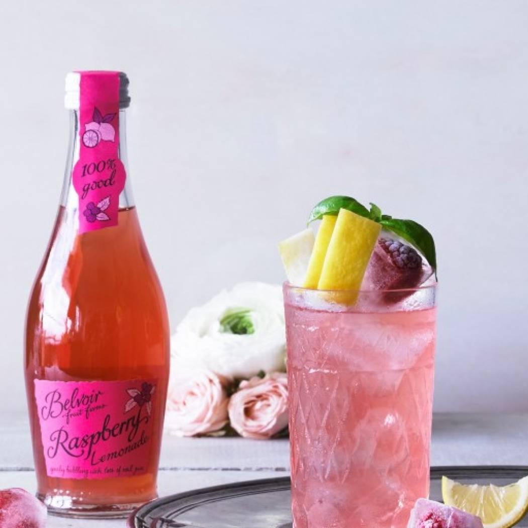 Belvoir Sweet and Sour Raspberry Lemonade