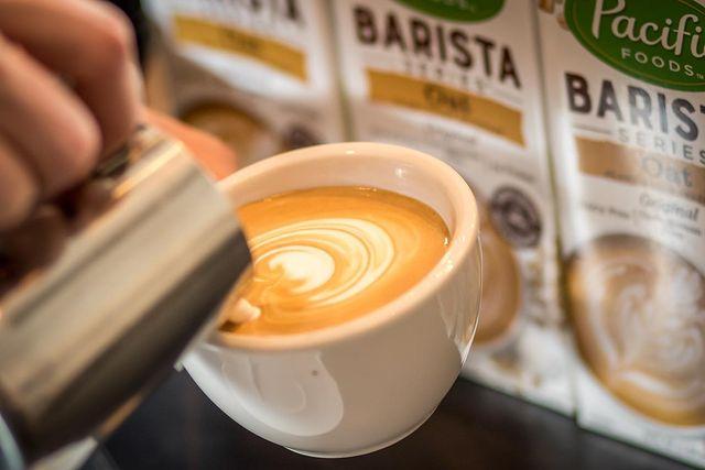 Australia's Own Barista Plant Based Milks Supplier Singapore
