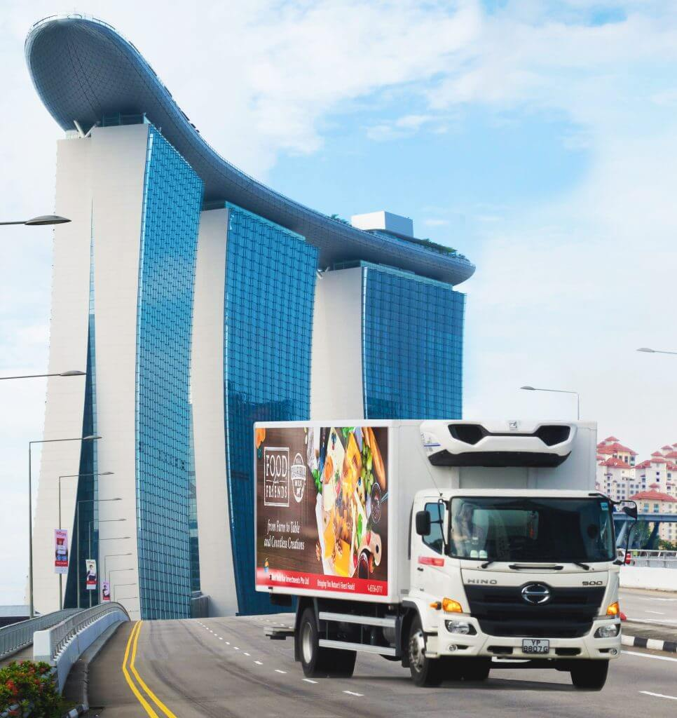 Gan Teck Kar Investments Food Distributor Singapore