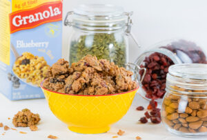 Blog_Recipe Sweet Home Farm Lunar New Year Golden Granola Cookie Clusters