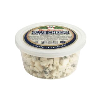 Belgioioso Crumbled Blue Cheese Cup 5oz