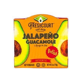 Freshcourt Jalapeno Guacamole 170g