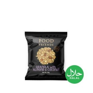 Food for Friends Trail Mix Granola with Almond Coconut 30g