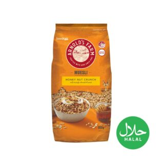 Freedom Foods Arnold's Farm Honey Nut Crunchy Muesli 800g