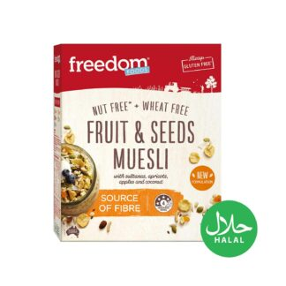 Freedom Foods Fruits and Seeds Muesli 500g