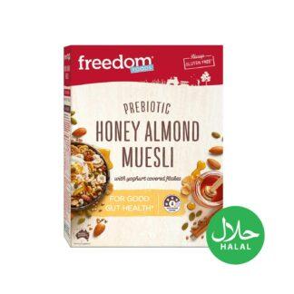 Freedom Foods Honey Almond Muesli 350g