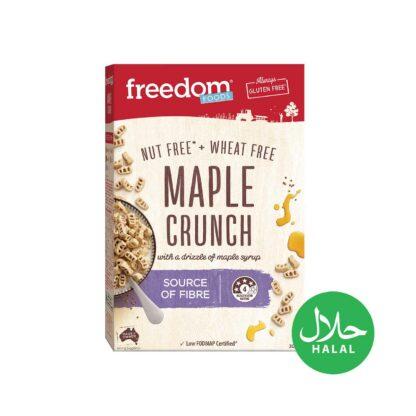Freedom Foods Maple Crunch 300g