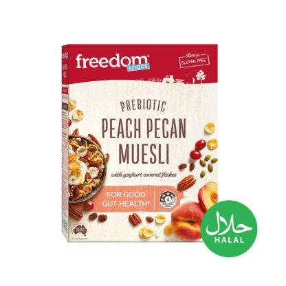 Freedom Foods Peach Pecan Muesli 350g