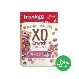 Freedom Foods XO Crunch Berry 245g