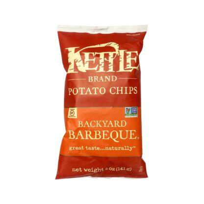Kettle Chips Backyard Barbeque 141g