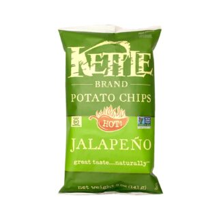 Kettle Chips Jalapeno 141g