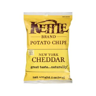 Kettle Chips New York Cheddar with Herbs 56g