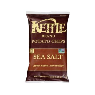 Kettle Chips Sea Salt 141g