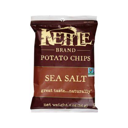 Kettle Chips Sea Salt 56g