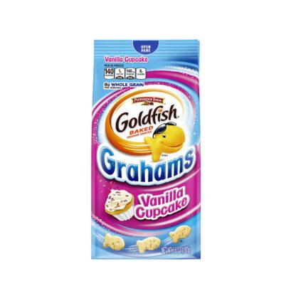 Pepperidge Farm Goldfish Vanilla Cupcake Grahams 187g