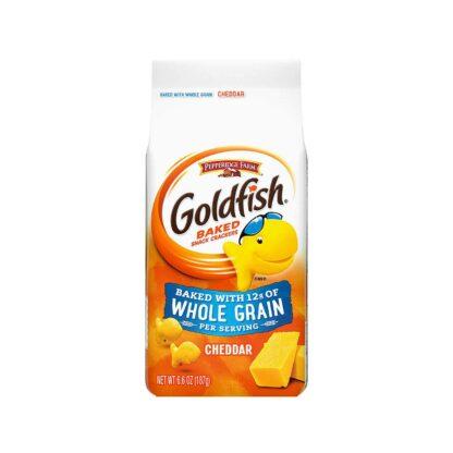 Pepperidge Farm Goldfish Whole Grain Cheddar 187g