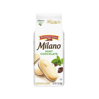 Pepperidge Farm Milano Mint Chocolate 198g