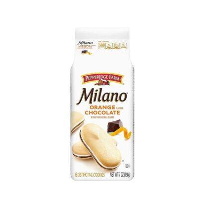 Pepperidge Farm Milano Orange Chocolate 198g