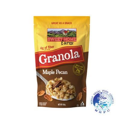 Sweet Home Farm Maple Pecan Granola 582g