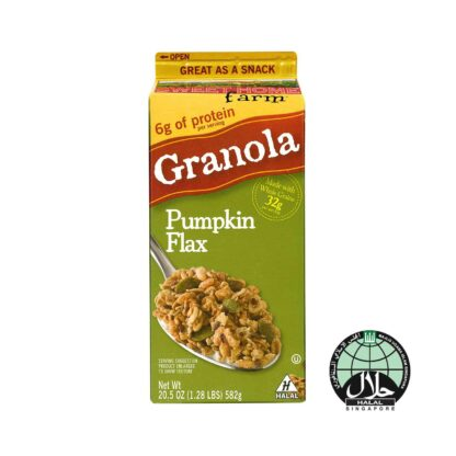 Sweet Home Farm Pumpkin Flax Granola 582g