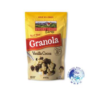 Sweet Home Farm Vanilla Cocoa Granola 582g