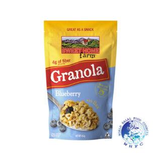 Sweet Home Farm Wild Blueberry Flax Granola 582g