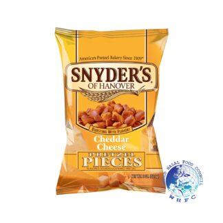 Snyder's of Hanover Cheddar Cheese Pretzel Pieces 56g
