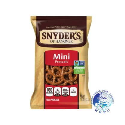 Snyder's of Hanover Mini Pretzels 42.5g