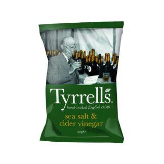 Tyrell's Sea Salt Cider Vinegar 40g