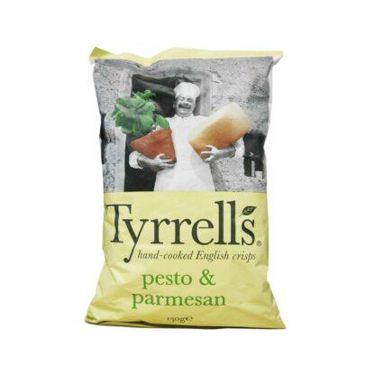 Tyrell's Pesto Parmesan 150g
