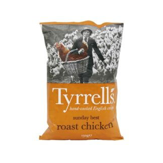 Tyrell's Sunday Best Roast Chicken 150g
