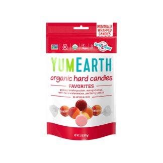 YumEarth Freshest Fruit Organic Hard Candies 93.6g