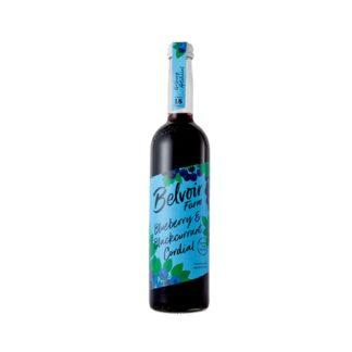 Belvoir Blueberry & Blackcurrent Cordial 500mL
