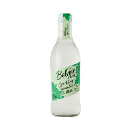 Belvoir Cucumber & Mint Presse Botle 250mL