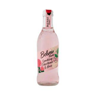 Belvoir Elderflower & Rose Presse Bottle 250mL