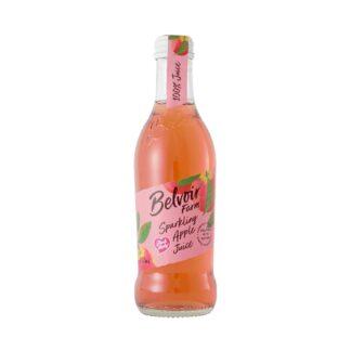 Belvoir Sparkling Pink Lady Apple Juice 250mL