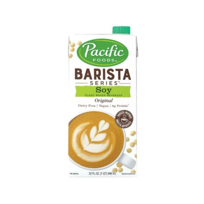 Pacific Foods Barista Series Soy Original 946mL