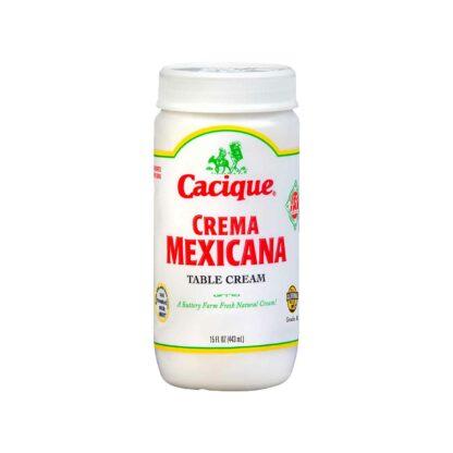 Cacique Crema Mexicana 443mL