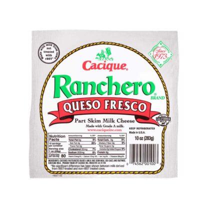 Cacique Ranchero Queso Fresco 283g