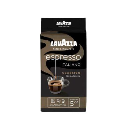 Lavazza Cafe Espresso Italiano Classico Whole Beans Bag 250g