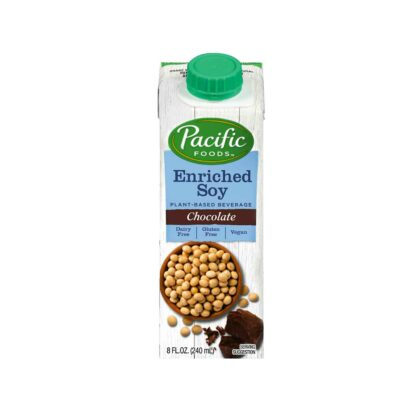 Pacific Foods Enriched Soy Chocolate 240mL