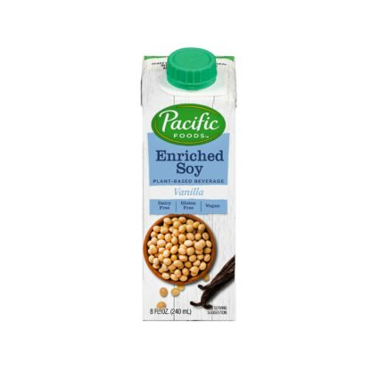 Pacific Foods Enriched Soy Vanilla 240mL