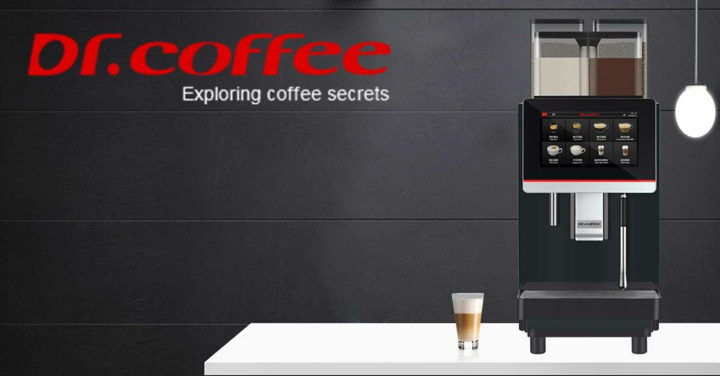 Dr Coffee Gan Teck Kar Foods
