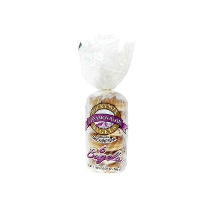 Harlan Rocky Mountain Cinnamon Raisin Bagel 595g