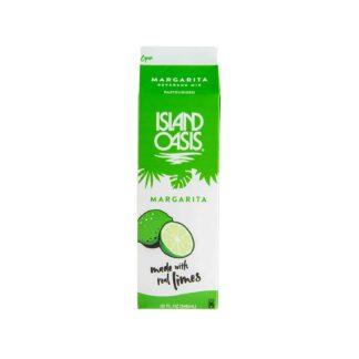 Island Oasis Margarita Frozen Beverage Mix 946mL
