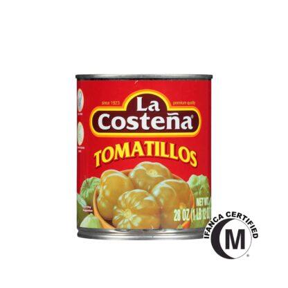 La Costena Green Tomatillos in Can 794g