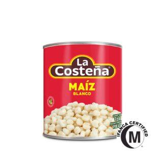 La Costena Maiz Blanco in Can 3kg