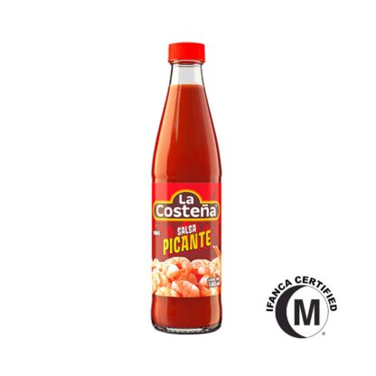 La Costena Salsa Picante Hot Sauce in Glass 140g