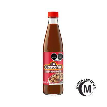 La Costena Salsa de Chipotle Chipotle Sauce in Glass 140g