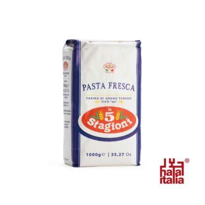 Le 5 Stagioni Pasta Fresca 00 Italian Soft Wheat Flour 1kg
